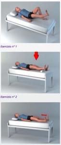 Esercizi prima di protesi ginocchio