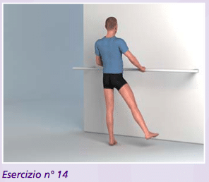 Esercizio 14: riprendere a camminare dopo protesi anca
