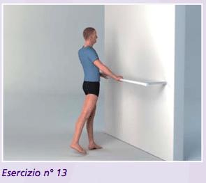 esercizio 13 per una ottimale riabilitazione dopo protesi anca