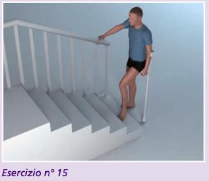 esercizio 15 riabilitazione dopo protesi anca