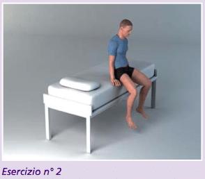 esercizio 2 per riprendere a camminare dopo protesi anca