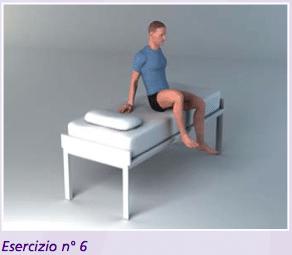 esercizio 6: esercizi protesi anca