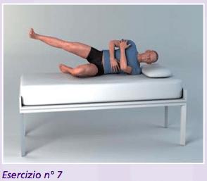 esercizio 7: riabilitazione protesi anca