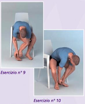 esercizi protesi anca 9 e 10