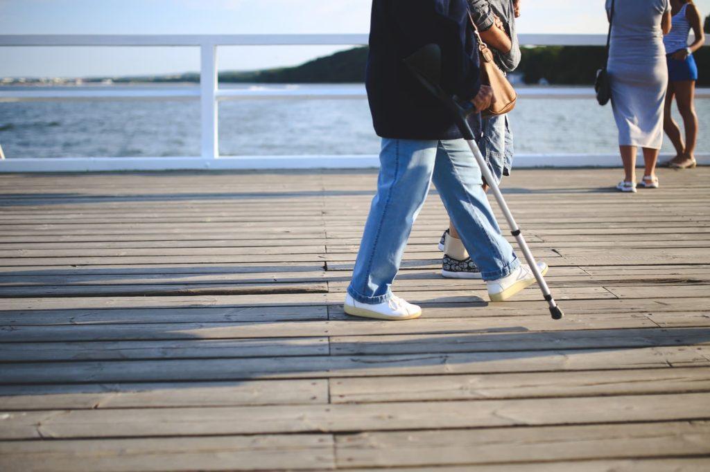 protesi ginocchio: durata del tempo di recupero