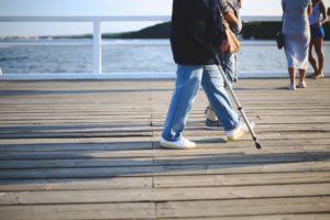 ritorno normalità protesi ginocchio