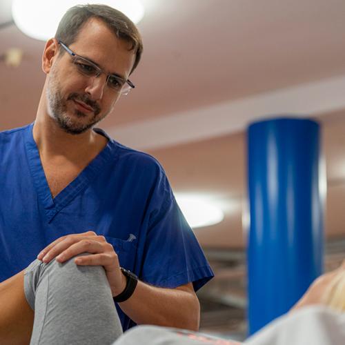 protesi ginocchio: visita